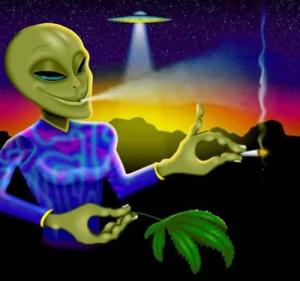 aliensmoke