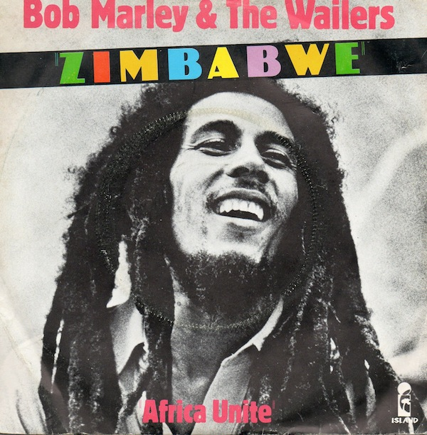 Bob Marley The Wailers Trench Town Rock