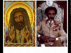 Iyesus Kristos an Emperor Haile Selassie I is 1