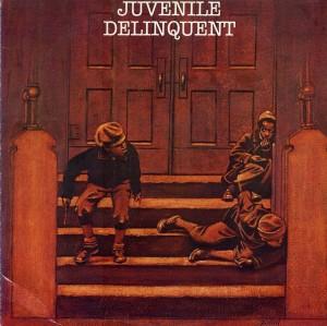 Aston Barrett - Juvenile Delinquent  -=[ Vinyl   [Front]