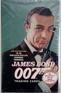 james-bond-eclipse-trading-cards-series-1-box