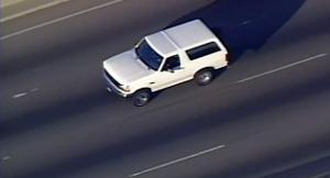 OJ+SIMPSON+white+bronco+pursuit+aerial