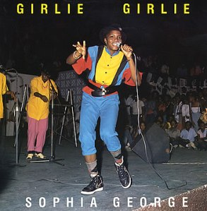 Sophia+George+-+Girlie+Girlie+-+12%22+RECORD-MAXI+SINGLE-284211