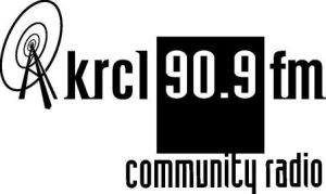 WEB KRCL Logo with Tower and Com