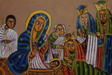 Painting_of_Ethiopian_Christmas