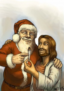 jesus_and_santa_by_nineself