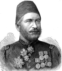 Muhammad Ali (AKA Mehemet Ali, Mehmet Ali), 1769-1849, pasha of Egypt for Ottoman Empire. Image published: 1901.