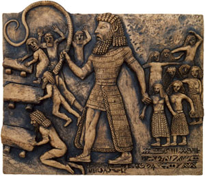 Gilgamesh-King