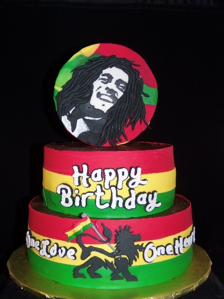 Smile Jamaica ArkIves Jahbruary   Stream Tracklist - Happy birthday bob cake