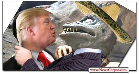 trump-lizard